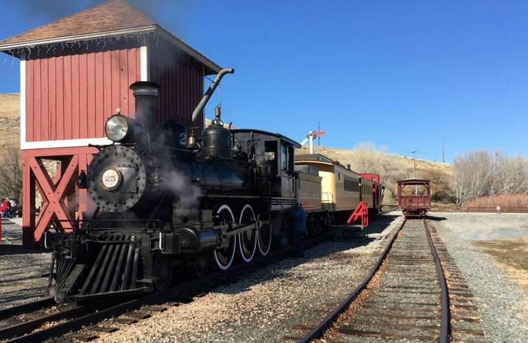 Carson City Railroad Museum