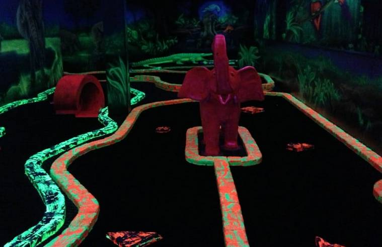 King Putt Miniature Golf