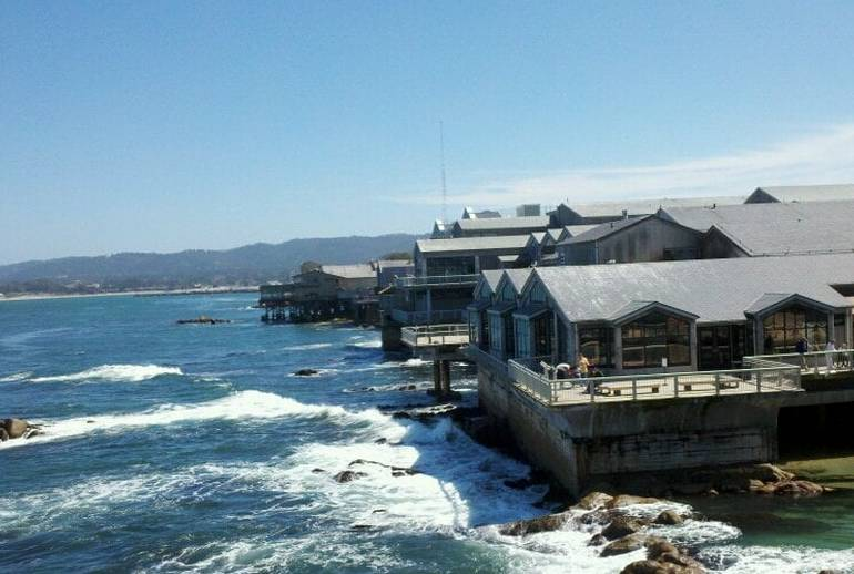 Monterey Bay California San Francisco Road Trip