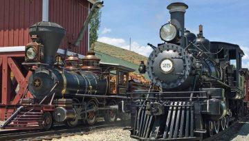 Carson City Railroad Museum Reno Day Trip