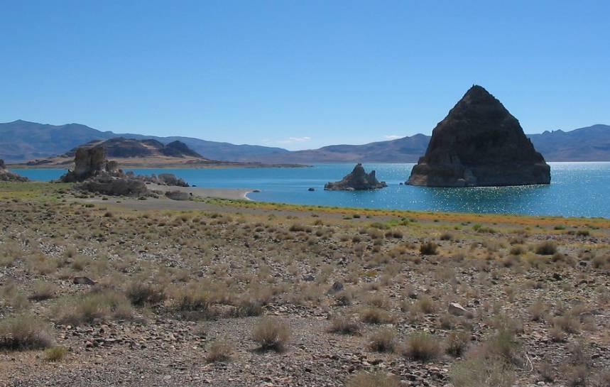 Pyramid Lake Nevada Day Trip From Reno