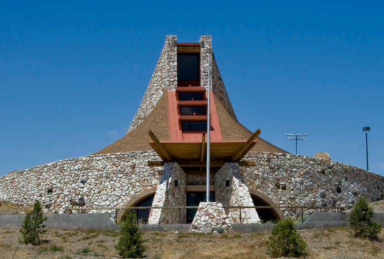 Pyramid Lake Museum and Visitor Center