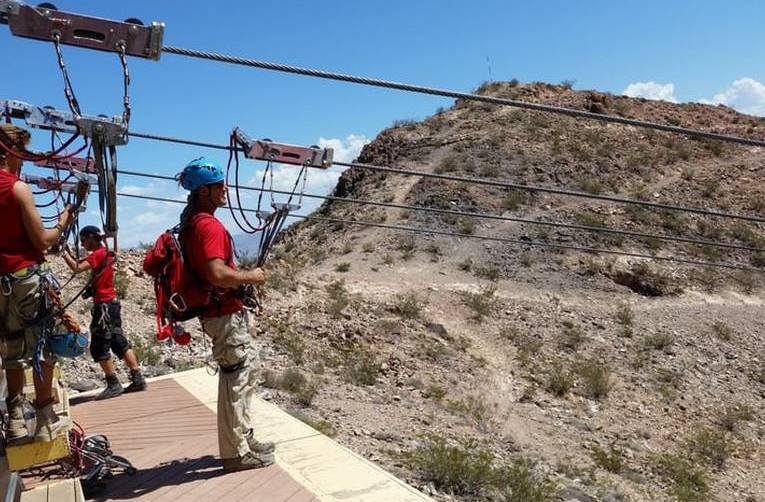 Skull Canyon Zip Line Adventures