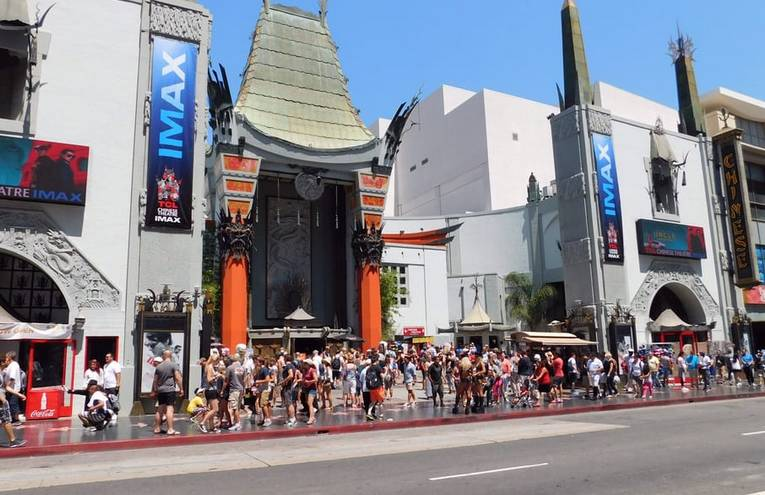 Hollywood Bus Tours