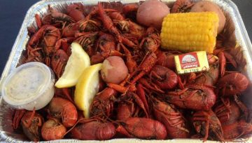 Crawfish Festival Long Beach