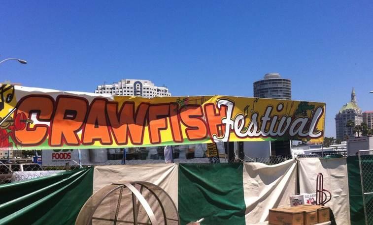 Crawfish Festival Long Beach