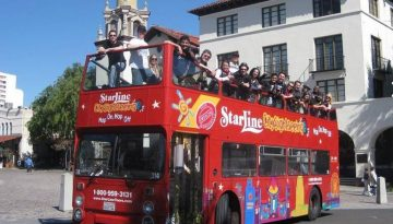 Hollywood Bus Tours Discounts