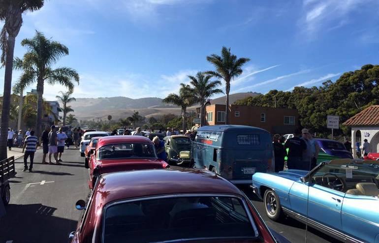 Pismo Beach Car Show