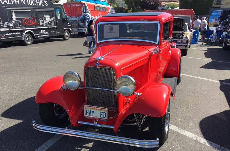 Pismo Beach Car Show Classic Cars and Street Rods