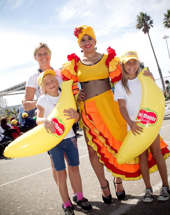 Oxnard Banana Festival Port of Hueneme