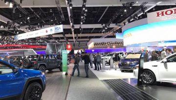 Los Angeles Auto Show 2017
