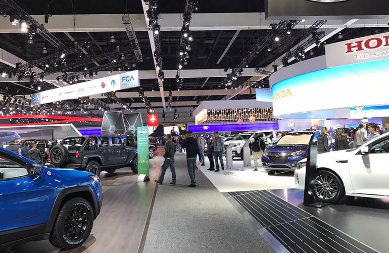 LA Auto Show Discount Coupons And Tickets - San diego international car show coupons