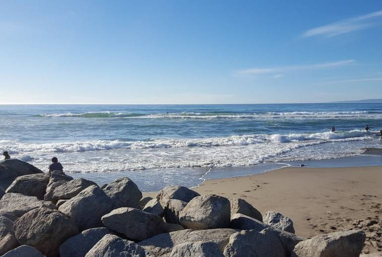 Moss Landing State Beach