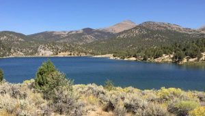 Cave Lake State Park Nevada