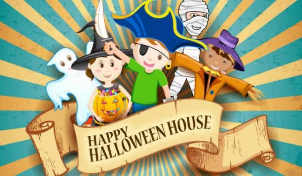 Happy Halloween House