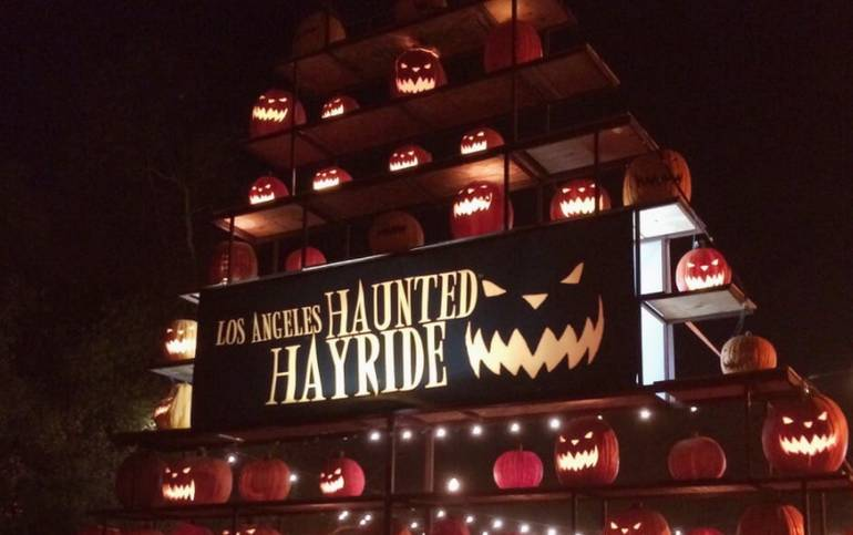 Haunted Hayride Griffith Park