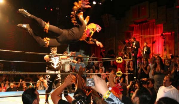 Halloween Mexican Wrestling Extravaganza