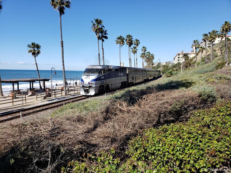 San Clemente Pier Train Station
