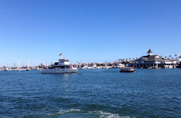Newport Bay Newport Beach