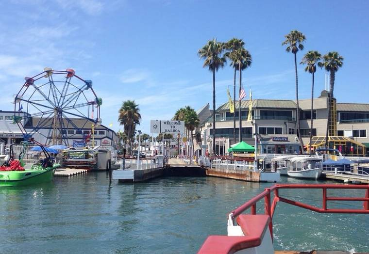 Romantic Newport Beach