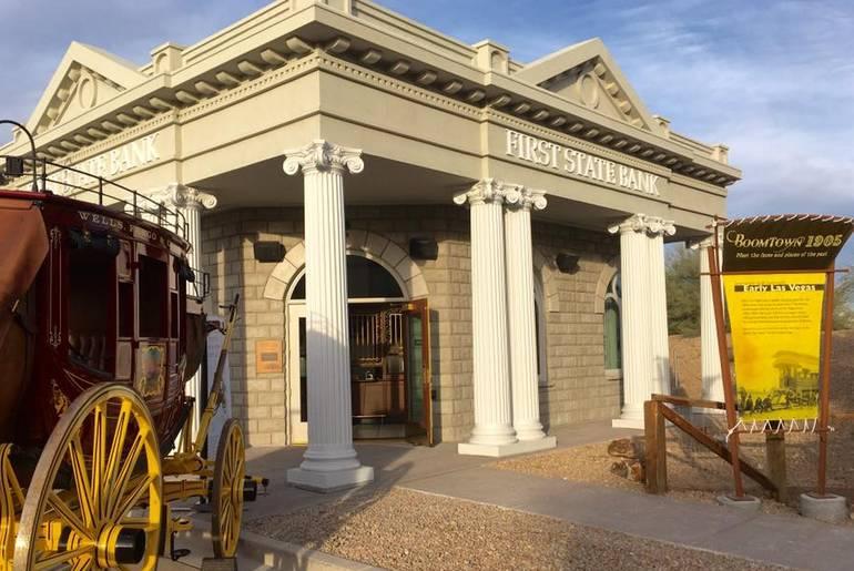 Boomtown 1905 Springs Preserve