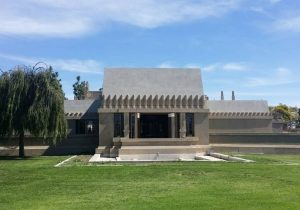 Hollyhock House Barnsdall Art Park
