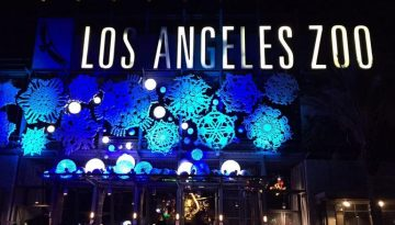 L.A. Zoo Lights Discount Tickets & Coupons