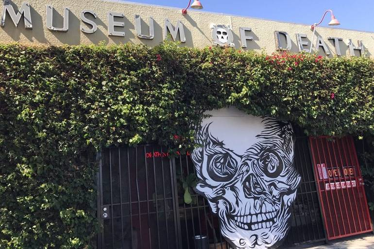 Museum of Death Hollywood