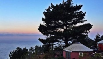 Treebones Resort Big Sur a Magical Lodging Experience