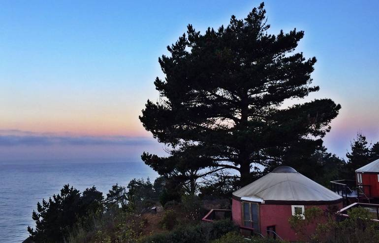 Treesbone Resort Big Sur Glamping