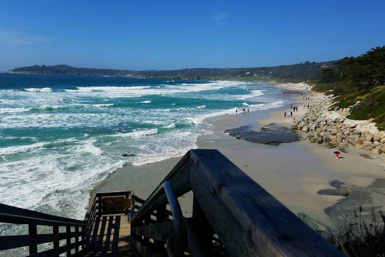 Carmel-by-the-Sea Day Trip