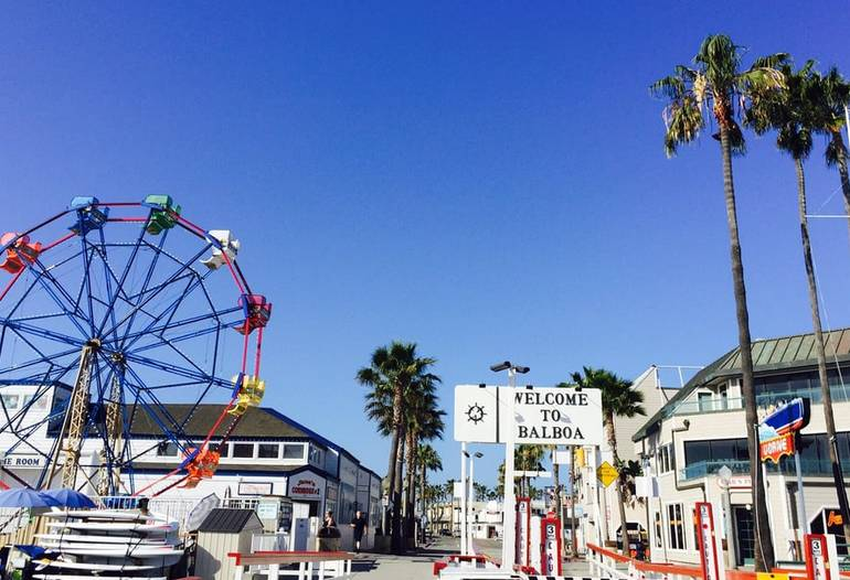 balboa island day trip things to do newport beach ca