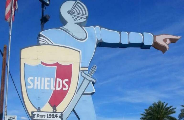 Shields Date Garden Indio California