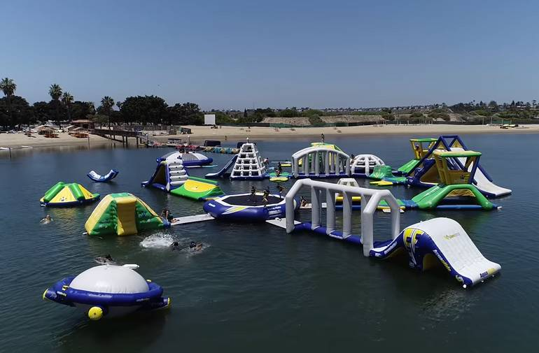Newport Dunes Waterpark