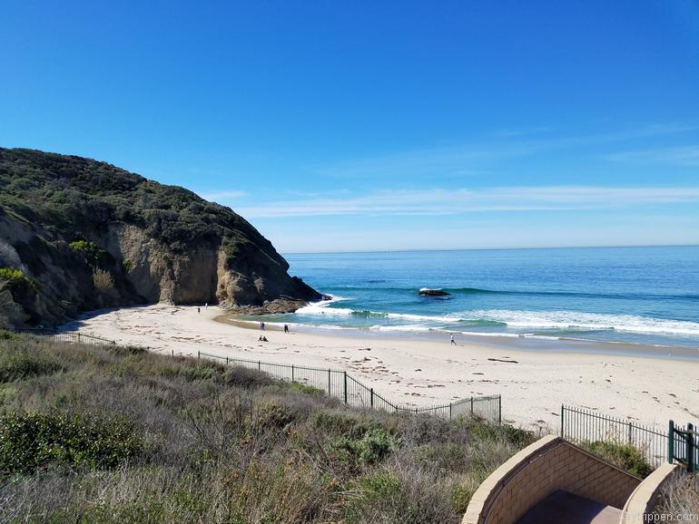 Strands Beach Dana Point California