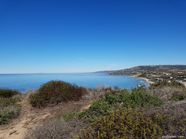 Dana Point Headlands Nature Preserve View North