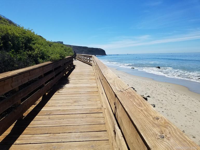 Day Trip To Dana Point Headlands Nature Preserve