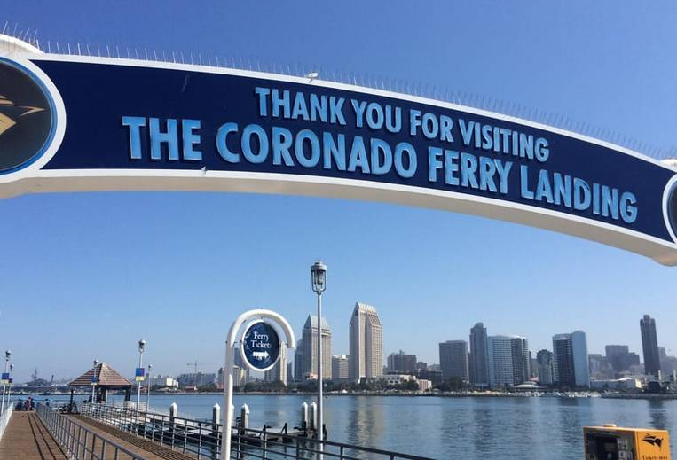 Coronado Island Ferry