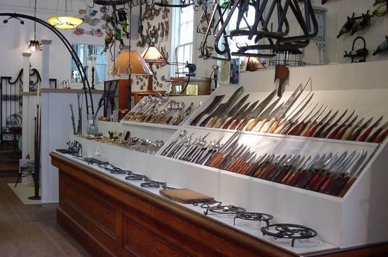 Old Blacksmith's Shop Ferndale California