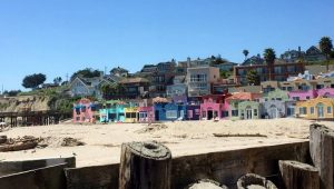Capitola California Day Trip