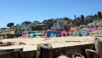 Capitola Day Trip Classic California Beach Town