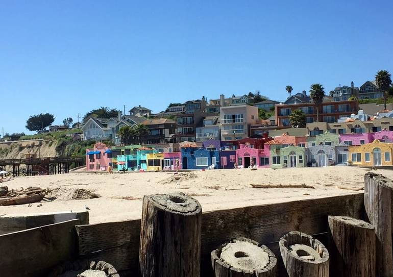 Capitola Day Trip