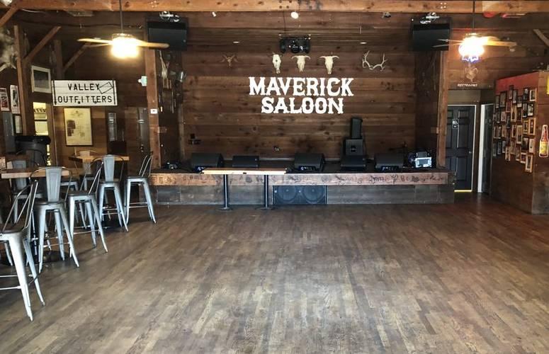 Maverick Saloon Santa Inez