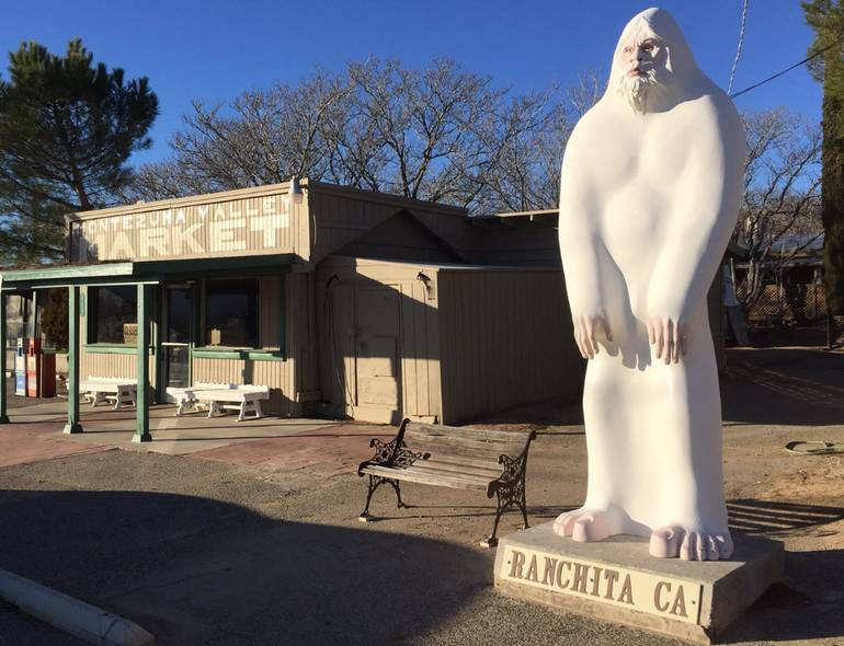 Ranchita Country Store Yeti