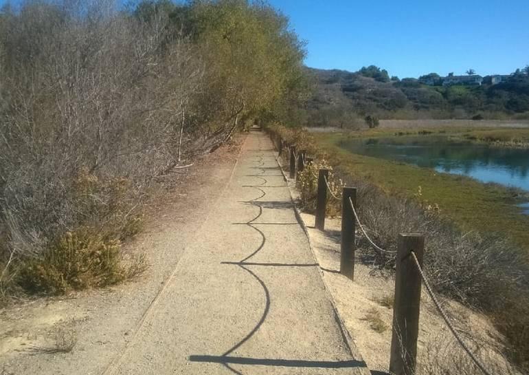San Elijo State Reserve Nature Trail