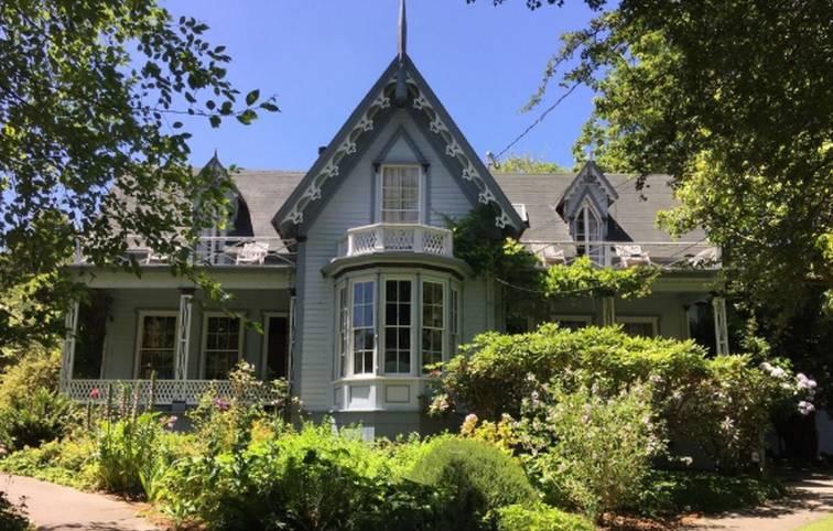 Shaw House Inn Ferndale California
