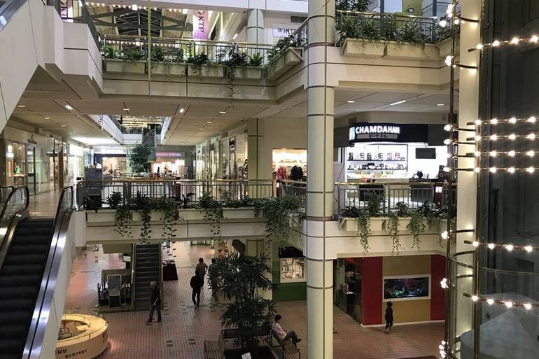 Koreatown Plaza Los Angeles
