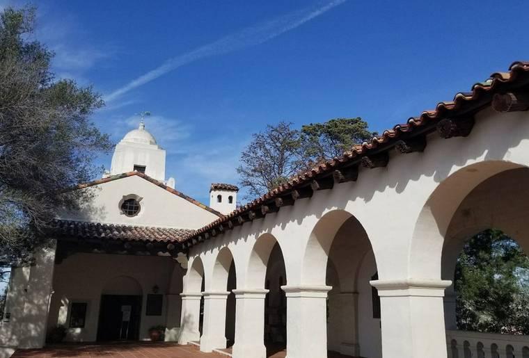 San Diego Mission Basilica De Alcalá