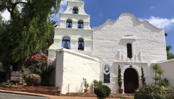 Day Trip To San Diego Mission Basilica De Alcalá