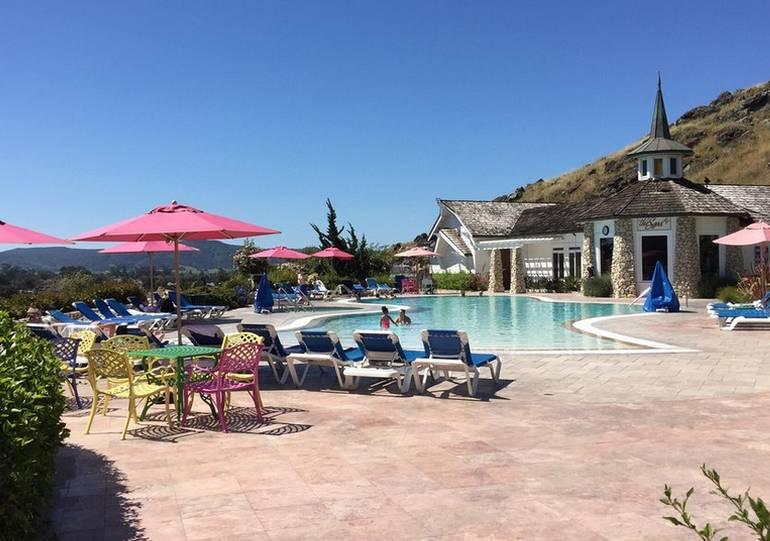 Madonna Inn SLO Pool